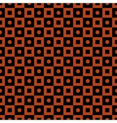 seamless assiria ornament vector image vector image