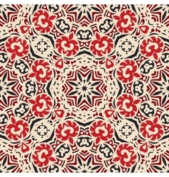 Abstract seamless ornamental pattern for vector image