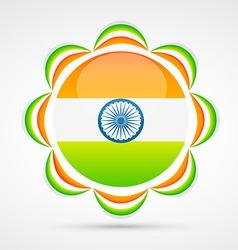 Indian flag vector