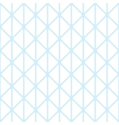 Triangles with rounded corners seamless pattern vector