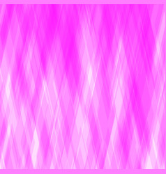 Diagonal pink mosaic pattern vector