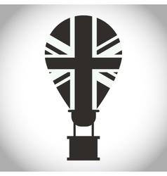 London and england landmark design vector