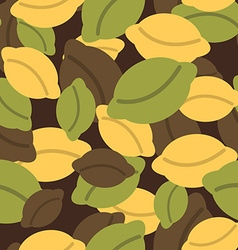 Military texture of dumplings camouflage army vector