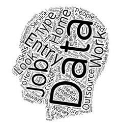 What Is Your SWOT text background wordcloud vector image