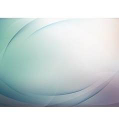 Abstract background with smooth lines eps 10 vector