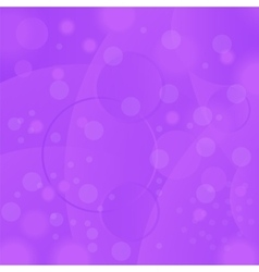 Purple circle background vector