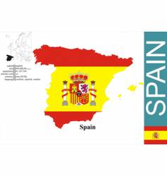 Spain vector image vector image