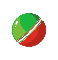 color ball for kids vector image