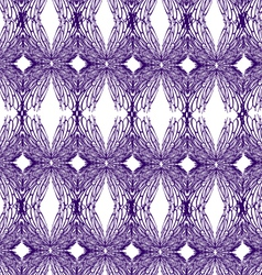 Purple seamless pattern vector