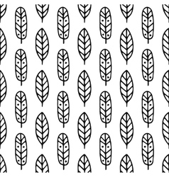 Tribal hand drawn background vector