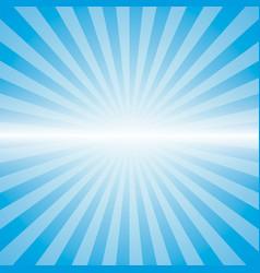 Blue color burst vector