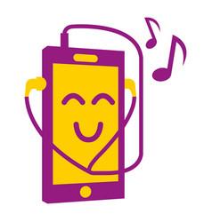 Cellphone vector