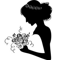 bridal shower8 vector image