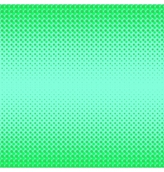 Green halftone pattern vector
