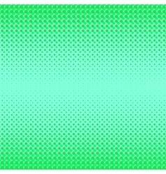 Green Halftone Pattern vector image vector image