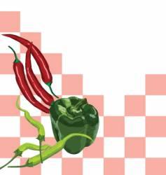 vegies vector image