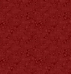 Maroon seamless curved pattern background vector