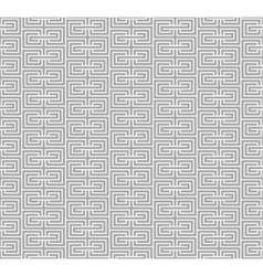 Spiral geometric gray seamless vector image
