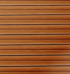 Dark wooden texture plank background vector image