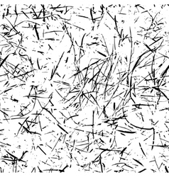 Scratched seamless background - endless vector