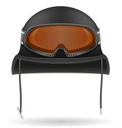 Military helmets 02 vector