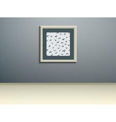 00129 Interior 7 vector image vector image