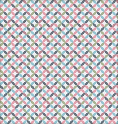 Delicate-geometric-pattern vector
