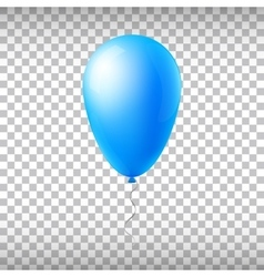 Abstract creative concept flight balloon vector