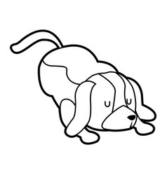 House pet icon image vector
