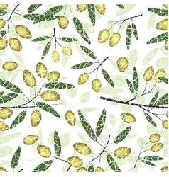olive green gr vector image