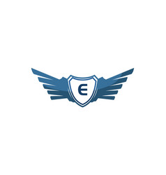 Wing shield initial e vector