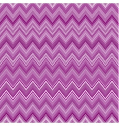 Cute zig zag stripe seamless pattern vector image