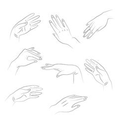 Hands1 vector