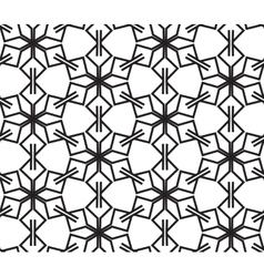 Ornamental background  arabic seamless pattern vector