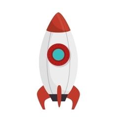 Rocket spacecraft vehicle vector