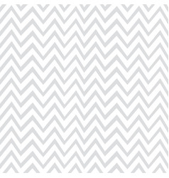 trendy white and light gray chevron background vector image vector image