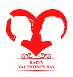 Valentine pair vector