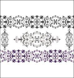 baroque vector image vector image