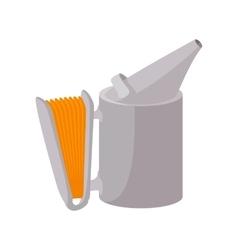 Beehive cartoon icon vector image vector image