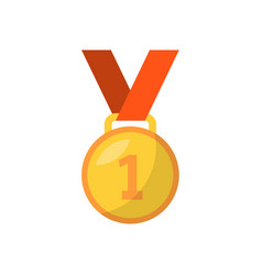 First place medal vector