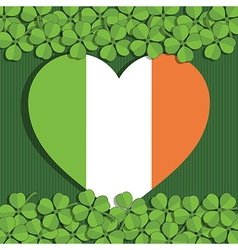 Irish decoration vector