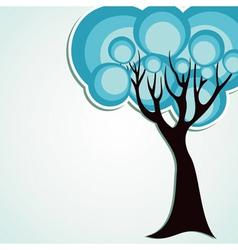 Creative tree vector