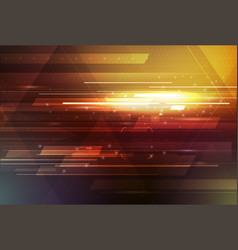 cosmic shining abstract background vector image vector image