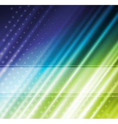 Abstract holiday smoth lines background vector image