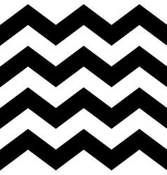 Zig zag lines seamless pattern vector