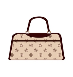 A hand Bag vector image vector image