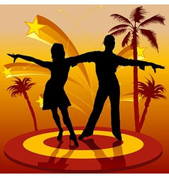 Spain dancers vector