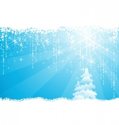 Christmas grunge background vector