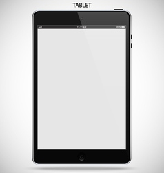 Realistic detailed smartphone with touch screen vector