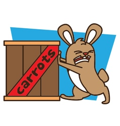 Push rabbit vector